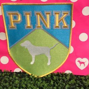 Victoria's Secret pink patch